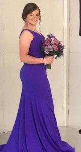 Jovani Dresses - Purple prom dress